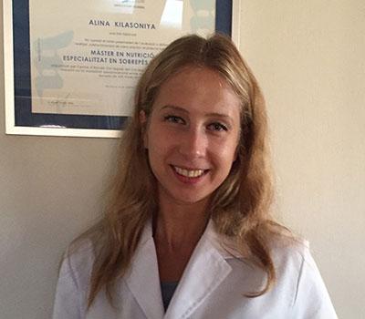 Dra. Alina Kilasoniya